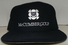 Mark McCumber Golf Academy Signature Edition PGA Fitted Cap Hat Size 7 3/8