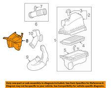 TOYOTA OEM 09-13 Corolla Air Cleaner Intake-Resonator Duct Tube Hose 1789322900