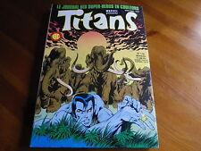 TITANS n° 116 de 1988 X-MEN LES NOUVEAUX MUTANTS - KRONOS - TBE comme neuf