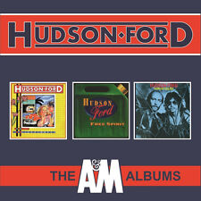 Hudson Ford The A&M Albums CD 2017