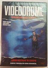 PELICULA DVD VIDEODROME PRECINTADA