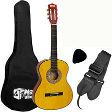 More details for  childrens classical spanish guitar kids pack 1/4 size by mad about