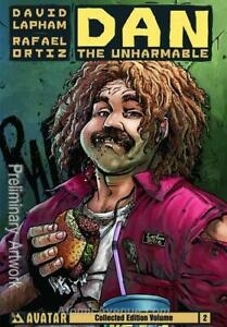 Dan the Unharmable TPB #2 VF/NM; Avatar   save on shipping - details inside