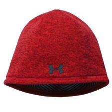 Bonnets rouge en polyester pour homme