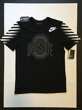 Nike Golf Ohio State Buckeyes NCAA Modern Fit Dri-Fit T Shirts Mens Size M