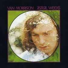 Van Morrison Astral Weeks LP Vinyl 8 Track 180 Gram Back to Black Repress