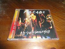 ARCADE A/3 Live & Unreleased CD - Stephen Pearcy RATT Sunset Strip - Hard Rock