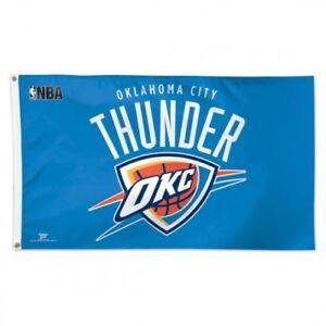 Oklahoma City Thunder 27x37 Banner