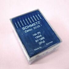 14 Nm 10 SCHMETZ Sewing Machine Needles Canu 32 2134-85 100 System