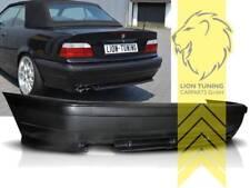 Heckstoßstange Heckschürze für BMW E36 Limo Coupe Cabrio auch für M-Paket + M3