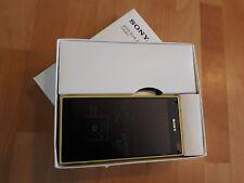 Sony XPERIA z5 COMPACT - 32gb-in giallo/senza SIM-lock/con pellicola + in box