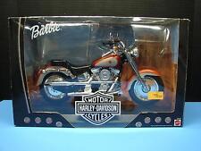 Barbie Harley Davidson Fat Boy Motorcycle Chopper Bobber