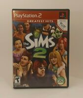 The Sims 2 Greatest Hits Complete PS2 Sony Playstation 2