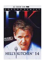 Gordon Ramsay- Hell's Kitchen 14