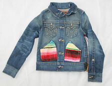 AUTH $198 True Religion Girl Jada Baja Jacket XS