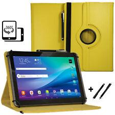"""Tablet 10.1"""" Hülle Tasche für Samsung Galaxy Tab 2 P5110 Schutzhülle Gelb 360"""