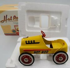 New ListingHallmark Kiddie Car Classics 1956 Garton Hot Rod Racer Pedal Car Nos