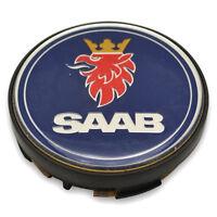 1- Saab 93 900 95 Hubcap Center Cap OEM Genuine FREE SHIPPING 96-04 05-09