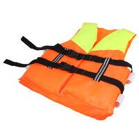 Kinder Rettungsweste Schwimmweste Schwimmen Segeln Ski Vest 4-10 Jahre