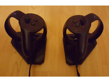 Oculus Rift CV1 VR Touch Controllers Stands / Holders (2 Pack) - Dark Blue
