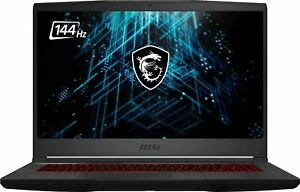 "MSI - GF65 15.6"" 144hz Gaming Laptop - Intel Core i5 - NVIDIA GeForce RTX3060..."