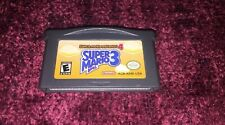 Super Mario Advance 4 Super Mario Bros 3 Nintendo Game Boy Advance GBA Original