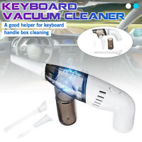 Car Vacuum Cleaner Cordless Handheld Rechargeable Portable Mini Wet Dry Fo