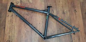 """18"""" Genesis ALPITUDE Reynolds 853 Steel 26er Hardtail Bike Frame"""