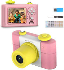 Childrens Digital Camera HD 1080p Photo & Video Toy Pink