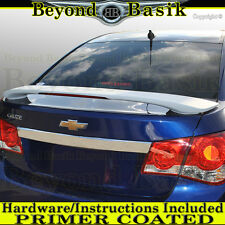 2015 14 2013 12 2011 Chevy Cruze Spoiler Factory Style w/LED PRIMER 2016 Limited