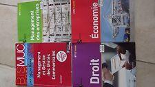 livres scolaire BTS MUC 2eme année