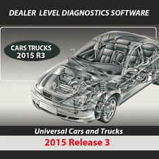 2015 R3 Diagnostic Software and activation Dealer level h