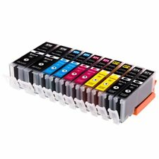 10 PGI570 CLI571 Ink Cartridges for Canon Pixma Set MG5750 MG5751 MG5752 MG5753