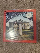Seals and Grofts Takin It Easy Hype Sticker New Record lp original vinyl album