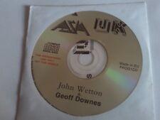 JOHN WETTON GEOFF DOWNES ASIA UK CD SEALED PROMO YES BUGGLES