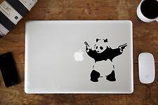 "Banksy Panda Decal Sticker for Apple MacBook Air/Pro Laptop 11"" 12"" 13"" 15"""