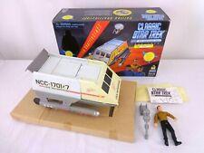 Classic Star Trek 30th Galileo Shuttle Craft Action Figure Vehicle Playmates