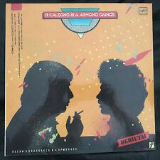 Studija  Vaivorykštė  B. Calzono Ir A Armono Dainos RUSSIA 1988 Lp Record Pop