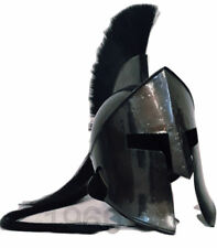 Spartan 300 King Leonidas Helmet Warrior Costume Medieval Helmet Liner Gift War