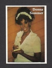 Donna Summer Disco Rock Music Card Look! from Spain