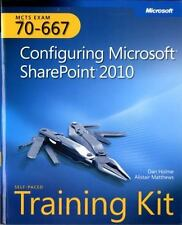 MCTS Self-Paced Training Kit (Exam 70-667): Configuring Microsoft SharePoint 201