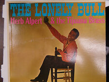 THE LONELY BULL HERB ALPERT & TIJUANA BRASS 33 RPM EX+ 111315 TLJ