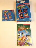 PC 4th 6th Grade 5th 4 Disc CD Rom Carmen Sandiego Amazon Trail Zoombinis MAC XP