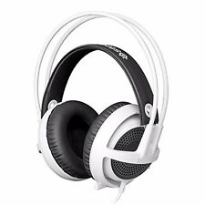 Steelseries Siberia V3 Comfortable Gaming Headset - White NEW