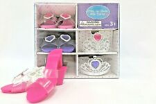 New Princess Dress Up & Play Shoe and Jewelry Boutique