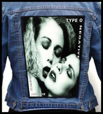 TYPE O NEGATIVE - Bloody Kisses --- Huge Jacket Back Patch Backpatch