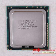 UK-livraison gratuite Intel Core i7-980X Extreme Edition slbuz 3.33 GHz CPU Processeur
