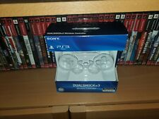 Official Sony Metallic Gray PS3 Dualshock 3 Controller, Box Only