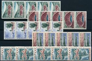 [PG20491] Madagascar 1962 : 5x Good Set Very Fine MNH Stamps & Airmail