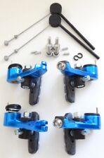 Kit de frein Cantilever Tektro Réglables complet ( Old School ) Brakes neufs